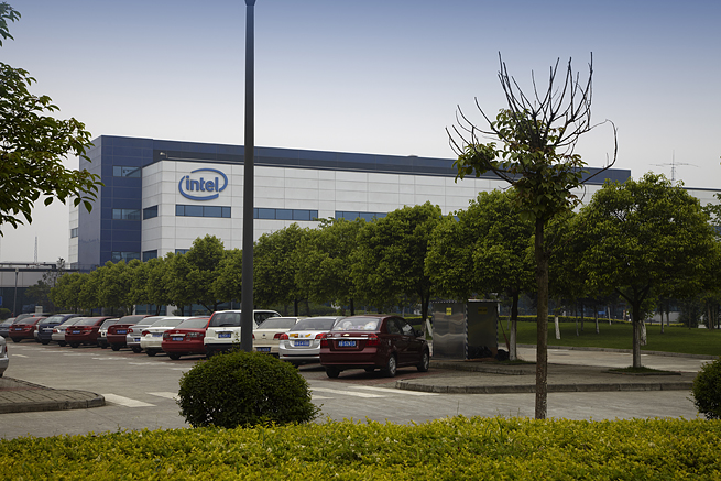 Intel Corporation· Chip Production Base