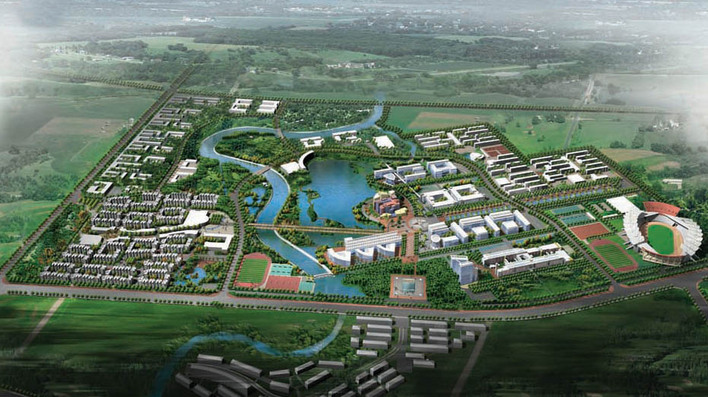 New Campus of Sichuan University