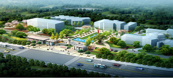 New Campus of Chengdu Agricultural College