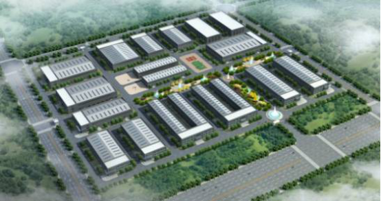 High-end Equipment Manufacturing Industrial Park