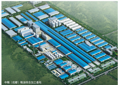 COFCO Group·Grain and Oil Processing Base Project